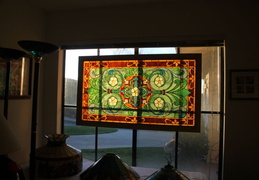 tiffany lamps n glass 001
