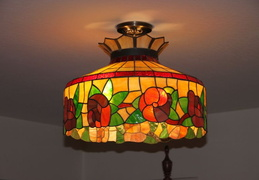 tiffany lamps n glass 005