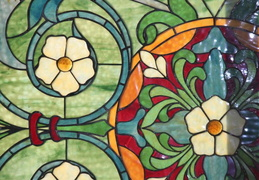 tiffany lamps n glass 011
