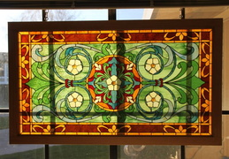 tiffany lamps n glass 015