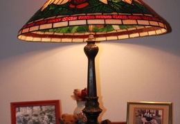 tiffany lamps n glass 017