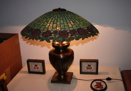 tiffany lamps n glass 018