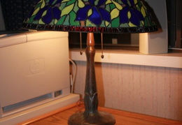 tiffany lamps n glass 020