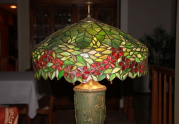 tiffany lamps n glass 023