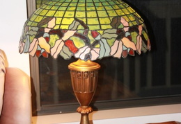 tiffany lamps n glass 024