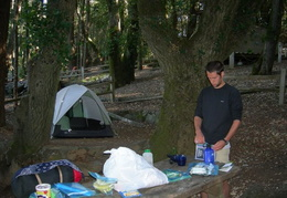 pantoll campground 03