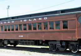 long island railroad commuter car 2