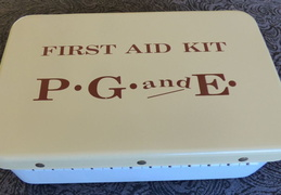pgande first aid kit 1