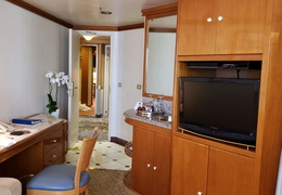 alaska cruise 2018 july cabin c414 006